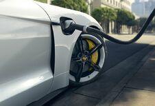Porsche recherche des batteries hautes performances