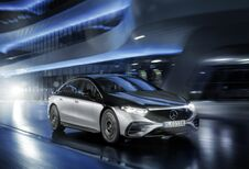 Mercedes EQS : plus intelligente que l'homme ? #1