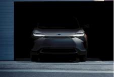 Toyota : sa première électrique sera un SUV compact
