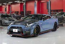 Coup de frais sur la Nissan GT-R Nismo au Japon