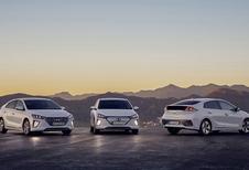 Hyundai brade ses électriques pour les chauffeurs Uber