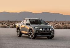 Hyundai Santa Cruz: manusje-van-alles