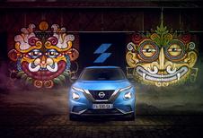 'Nissan werkt aan elektrische Juke'