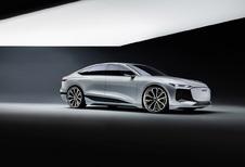 Audi A6 E-Tron Concept : plus de 700 km en électrique