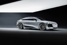 Audi A6 E-Tron Concept: meer dan 700 km elektrisch