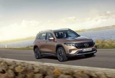 Mercedes EQB: elektrische GLB met 7 plaatsen en 400+ km range