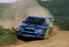La bonne affaire de la semaine : Subaru Impreza S10 WRC Solberg 2004