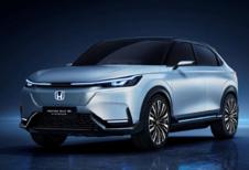 Honda E gaat SUV als elektrische HR-V