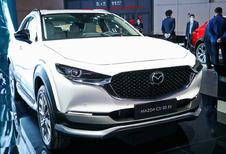 La Mazda MX-30 est rejointe par la CX-30 EV électrique