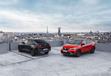 Wat zijn de Belgische prijzen voor de Renault Arkana?