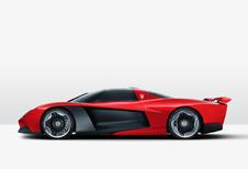 De nieuwe hypercar van designer Walter de'Silva