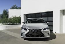 Fijnzinnige facelift voor Lexus ES