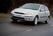 Throwback: Ford Focus (1998-2004) #1