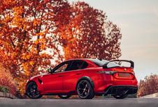 Stellantis schrapt Giorgio-platform van Alfa Romeo Giulia en Stelvio
