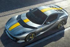 Limited Edition V12 is hardcore Ferrari 812 Superfast