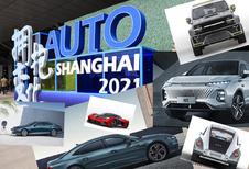 Top 10 - de meest opvallende auto's op de Shanghai Motor Show 2021