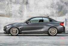 Elektrische super-M2 viert 50 jaar BMW Motorsport