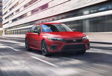 Honda Civic 2022, une nouveauté en toute sobriété