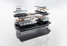 Porsche, des batteries et des bornes de recharge maison