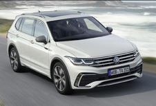 Volkswagen Tiguan Allspace 2021, l'heure du lifting est arrivée