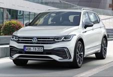 Facelift Volkswagen Tiguan Allspace ook als PHEV?
