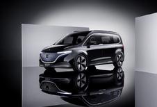 Mercedes EQT Concept gaat elektrische T-Klasse vooraf