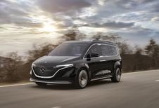 Mercedes EQT – le van électrique étoilé