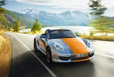 Porsche Boxster, une version électrique arrive