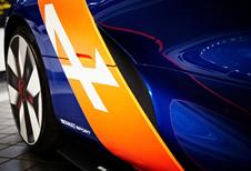 Renault Sport verdwijnt, wordt Alpine #1