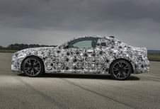 Eerste informatie over de BMW 2 Reeks Coupé