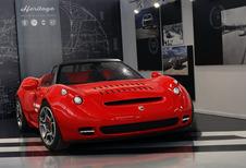 Abarth 1000 SP, des gènes d'Alfa Romeo 4C