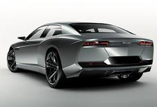 Lamborghini Estoque in productie als elektrische vierzitter #1