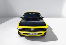Officieel: Opel Manta GSe als elektrische ElektroMOD (2021)