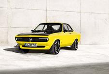 L'Opel Manta fait son retour sous forme d'une GSe électrique