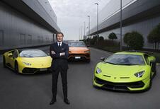 Lamborghini : électrification à tous les étages dès 2024