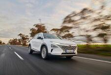 Hyundai Nexo, 887 km à l'hydrogène