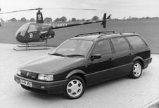 Throwback: Volkswagen Passat B3 (1988-1993)