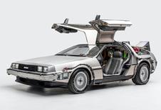 DeLorean uit Back to the Future krijgt speciaal statuut