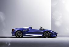McLaren Elva krijgt voorruit