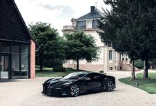 Top 5 - de gekste varianten van de Bugatti Chiron