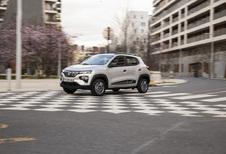 Doorstaat de Dacia Spring de elandtest?