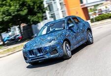 Maserati Grecale, que sait-on ?