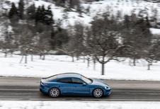 Porsche Cajun wil scalp van de Tesla Model 3 #1