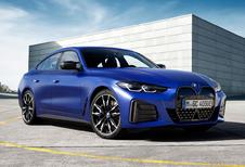 Officieel: BMW i4 debuteert als eDrive40 en M50 + prijzen #1