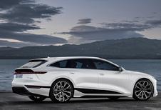 Audi A6 Avant E-Tron Concept : et en break ça donnerait quoi ?