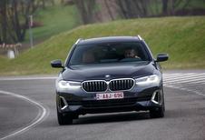 Inschrijvingen mei 2021: BMW nog steeds op kop