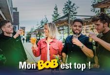 Mon BOB est top, la nouvelle campagne teintée de noir-jaune-rouge