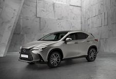 Lexus NX 2021 - l'âge de la maturité