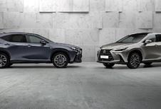 Officieel: Lexus NX (2021)