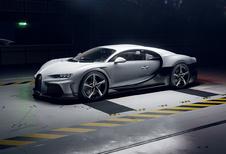 Bugatti Chiron Super Sport - en avant toute